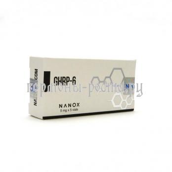 GHRP 6 - Nanox